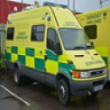 Emergency Patient Ambulance
