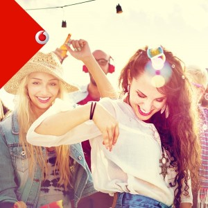Vodafone Music Shop - 35 Millionen Songs