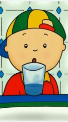 A Day With Caillou