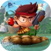 Ramboat - Jumping Shooter and Running Game