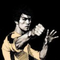 Bruce Lee Inch Power Punch Training