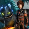 How to Train Your Dragon 2 LWP 4
