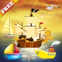 Boat Puzzles for Toddlers Kids