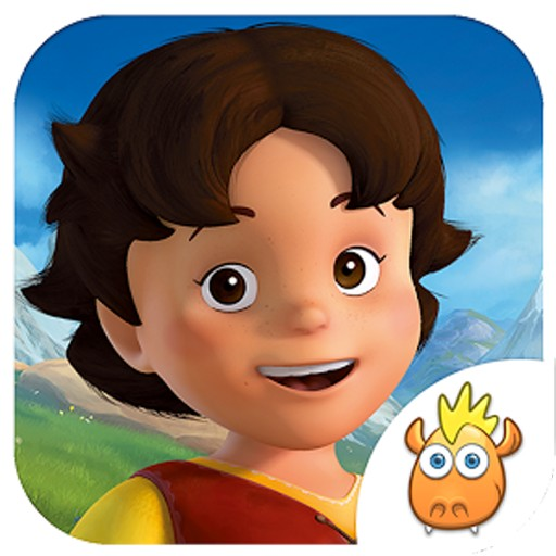 Heidi - best toddler fun games