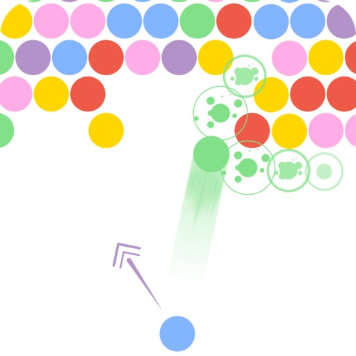 Vodafone Games - Bubble Shooter : Colors Game